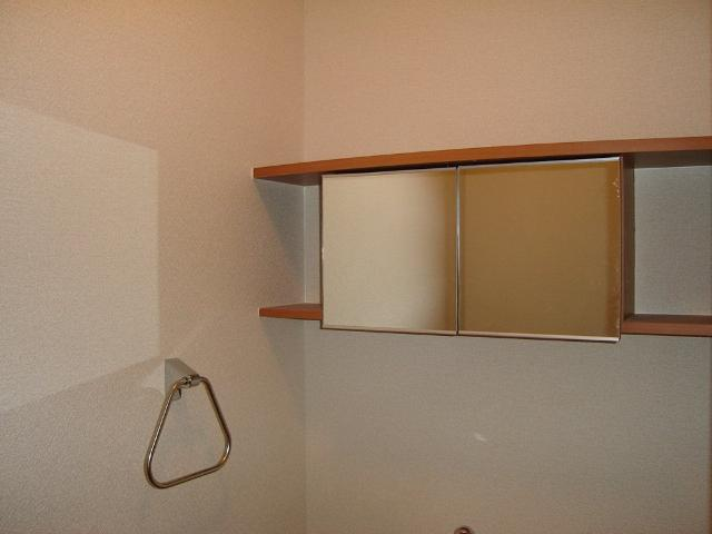 トイレ収納(イメージ)