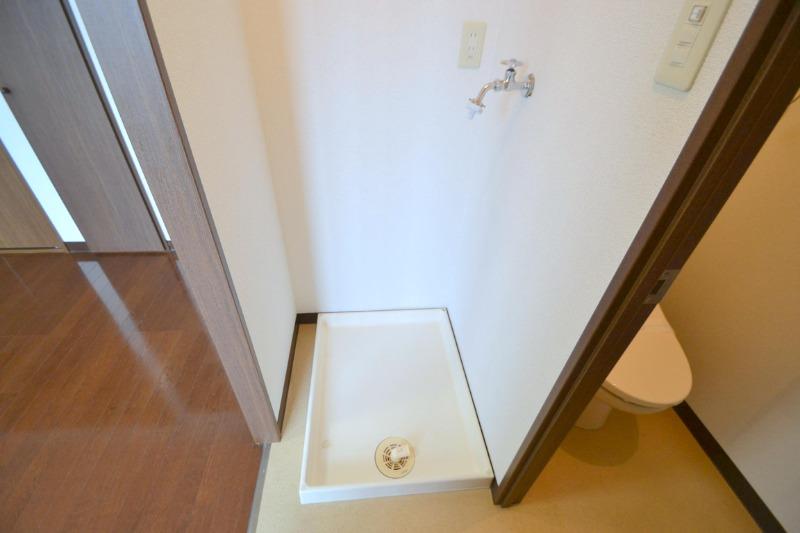 室内洗濯機置き場☆彡
